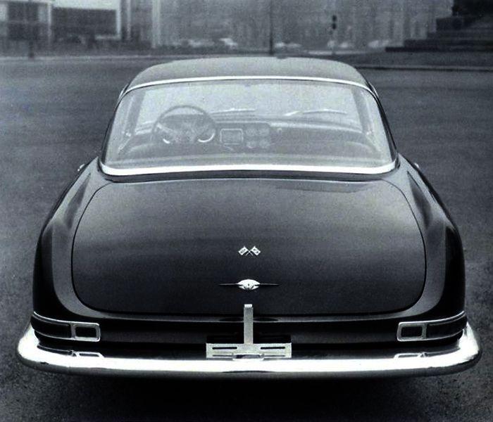 fuckyeahconceptcarz:   1957Ferrari 250 GT Coupe... - La Velocita'