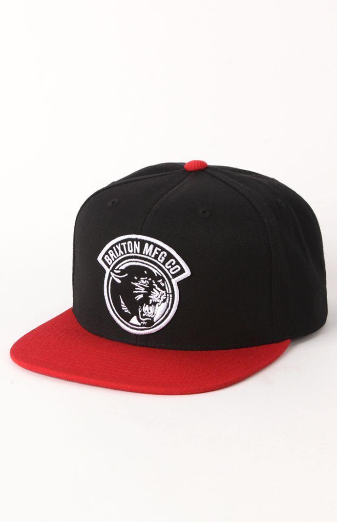 c87abea84d8 Brixton Growler Snapback Hat ( 28.00)