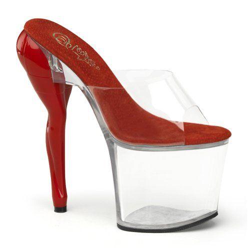 7 1 2 womens stripper shoe