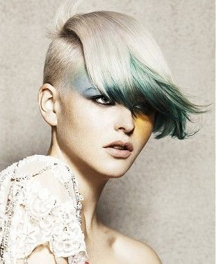 Mieka Hairdressing | Hair color and styling by Tracey Hughes | Makeup by Sue Marshall