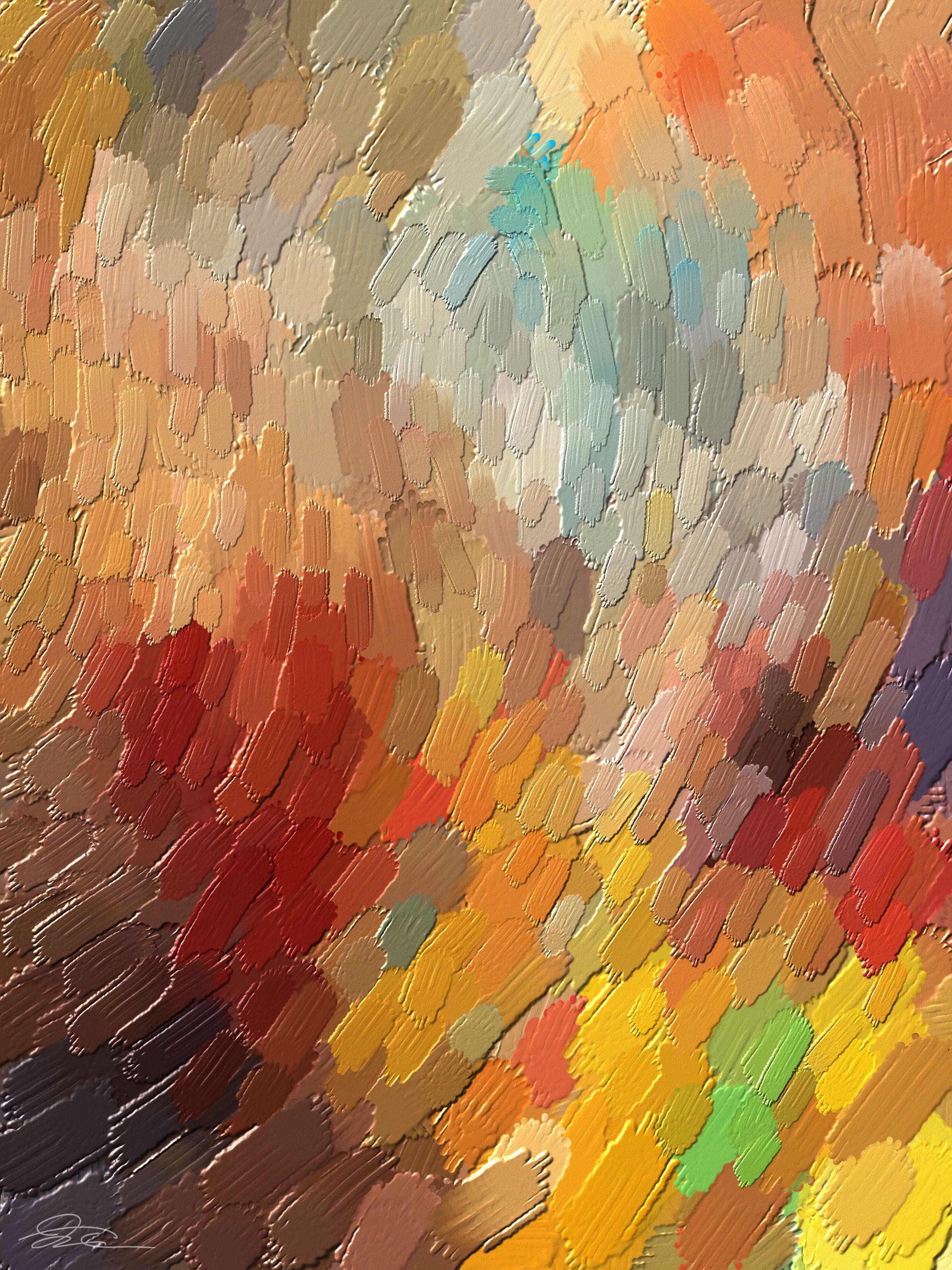 impasto painting Google Search AA Impasto Abstract