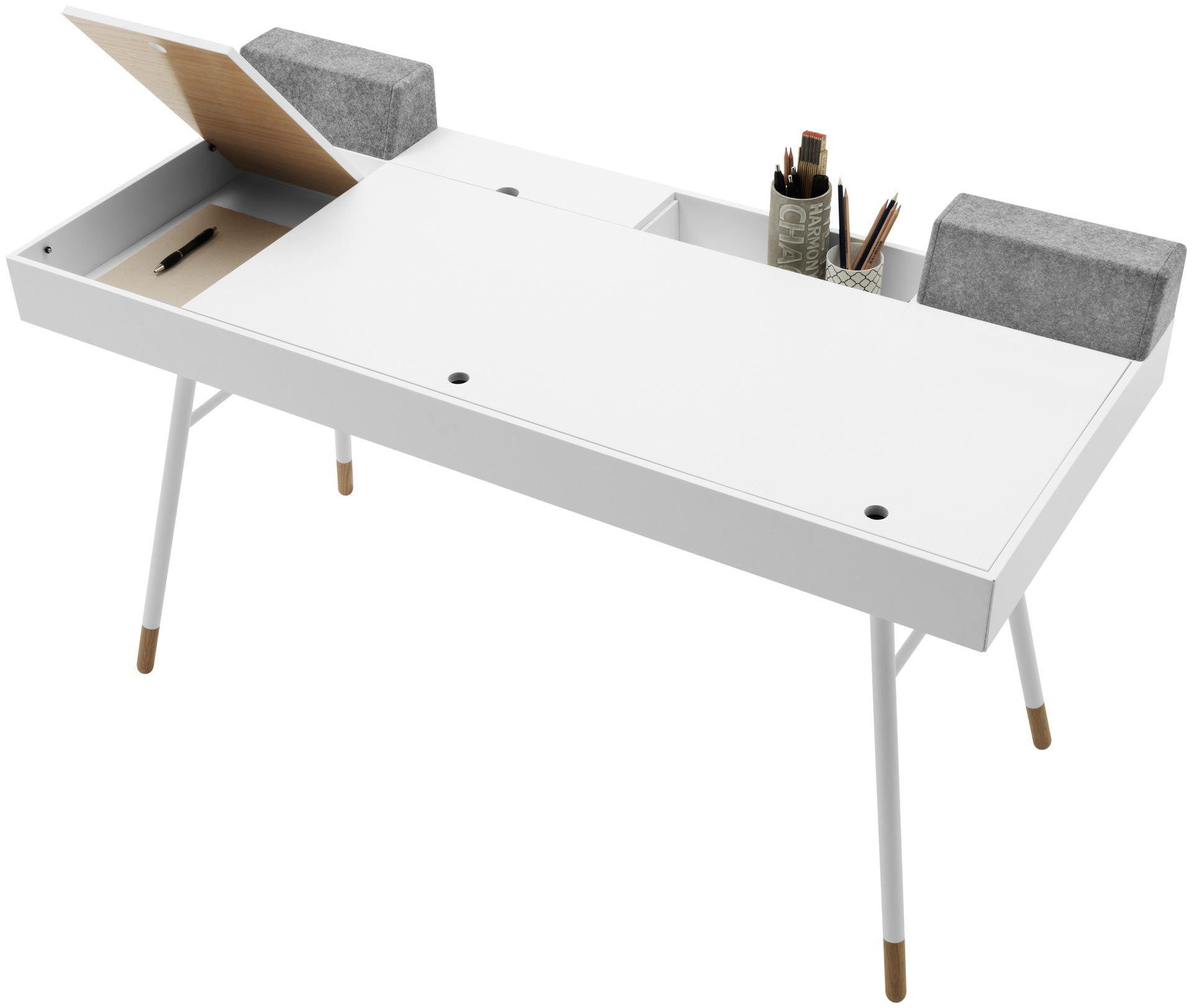 design schreibtisch b rost hle online kaufen boconcept 649 euro 229 euro wohnen. Black Bedroom Furniture Sets. Home Design Ideas