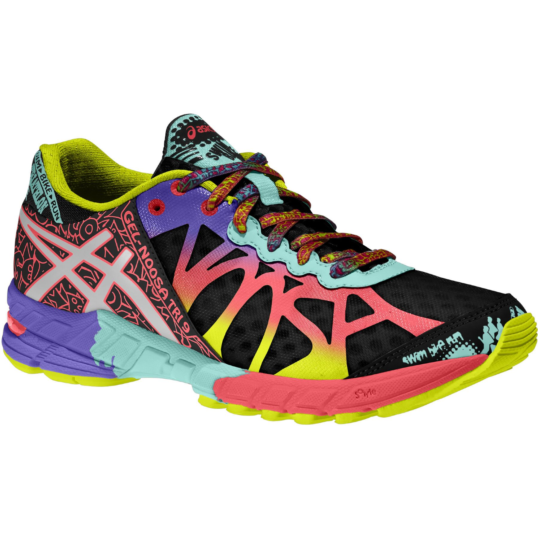 huge selection of 1ecad 27d90 ... new zealand wiggle asics womens gel noosa tri 9 shoes aw14 racing  running shoes 024d3 7c666