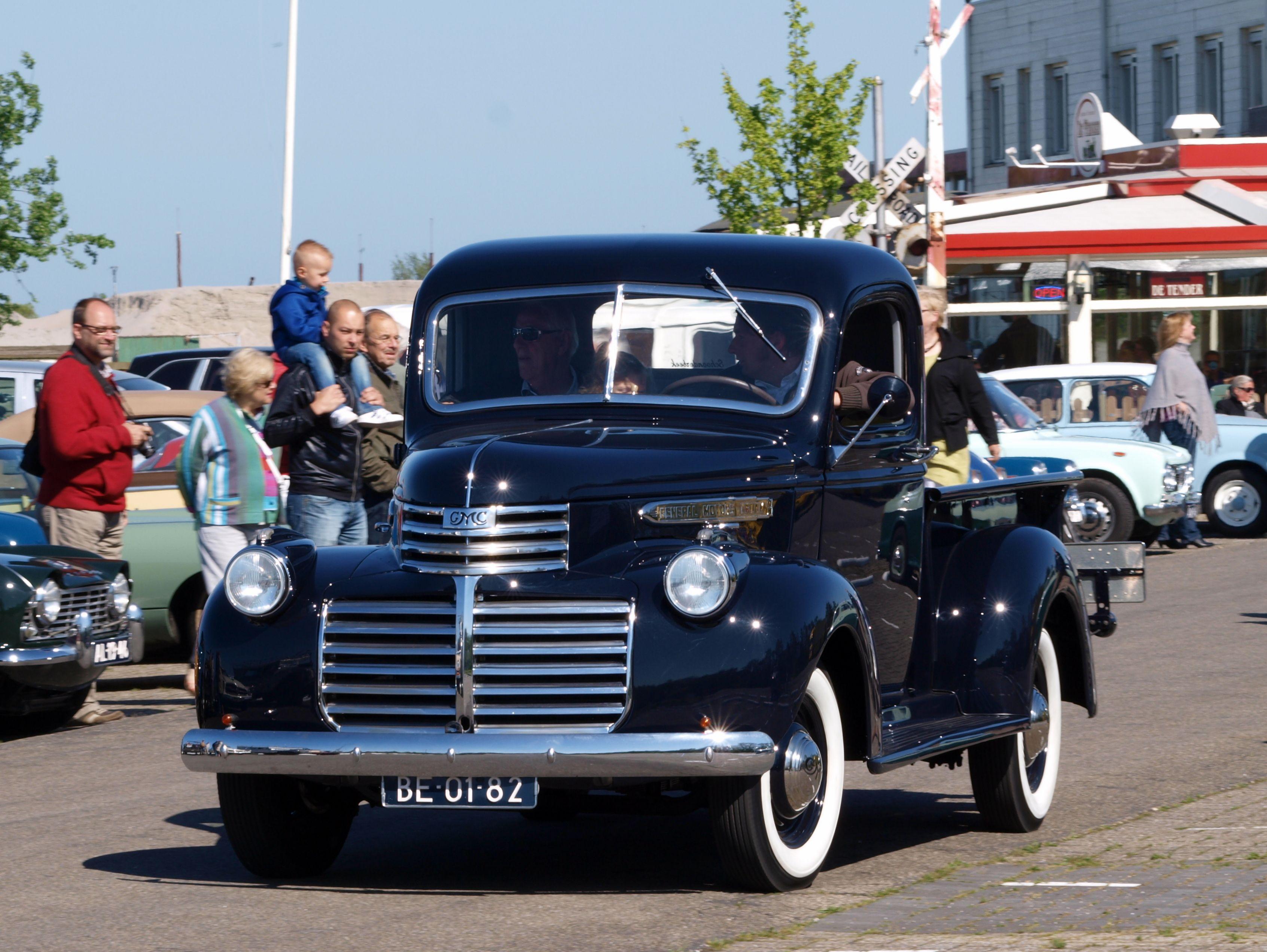 1941 GMC Model 9314 | Gmc vehicles, Old pickup trucks ...