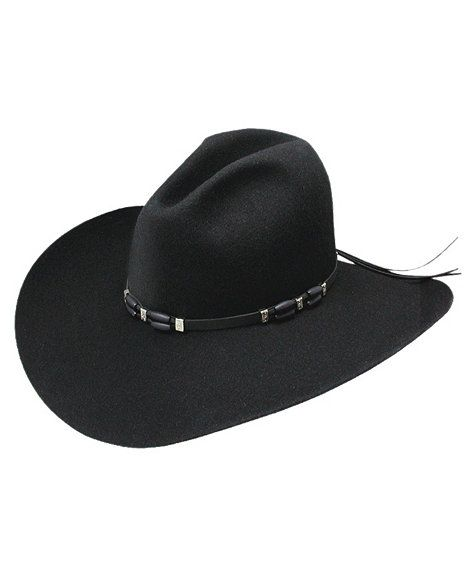 f28a6dd1375 Resistol 2X Cisco Fur Felt Cowboy Hat