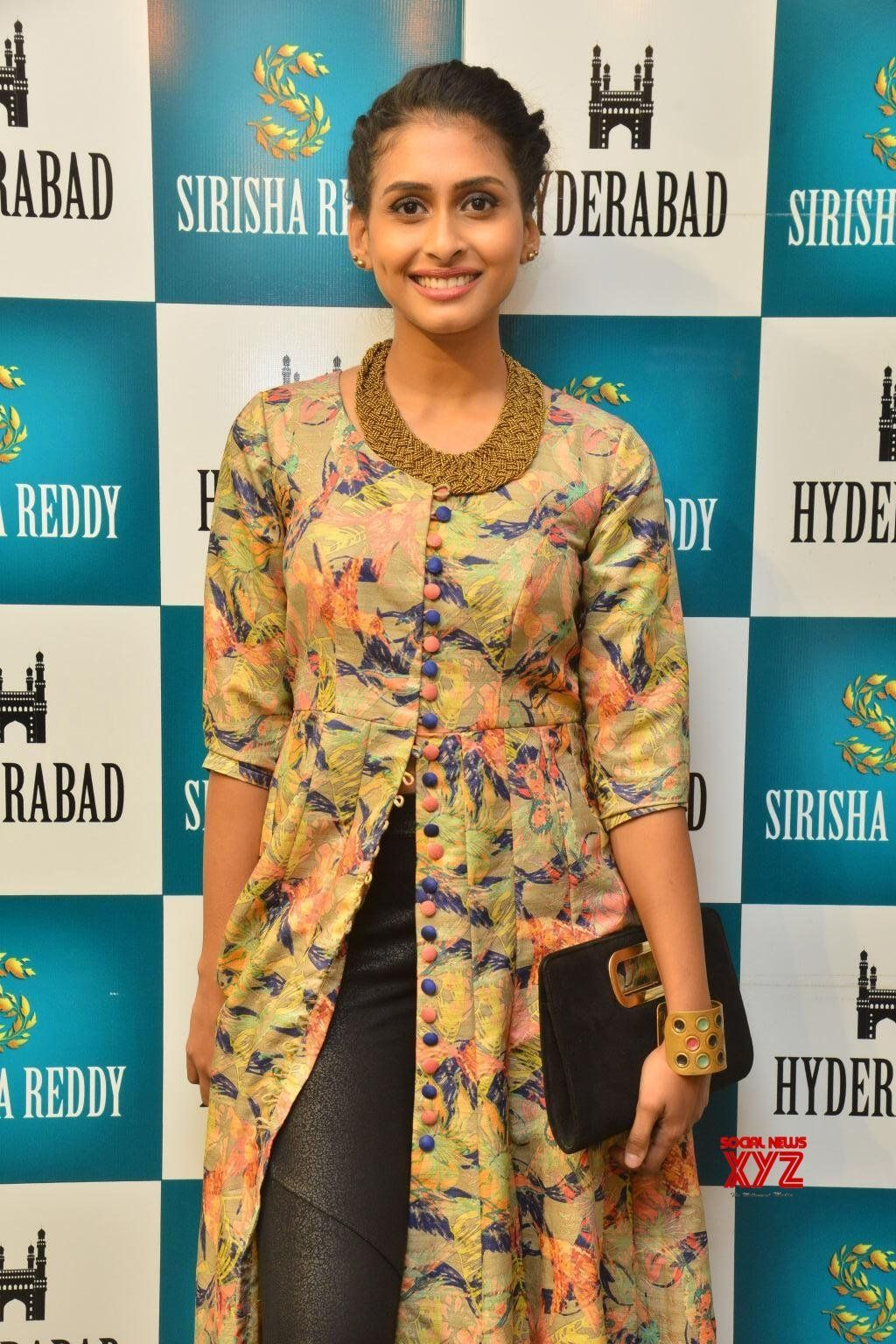 0c6bd778a4 Actress Nithya Naresh Stills From Sirisha Reddy Boutique 1st Year  Anniversary Celebration - Social News XYZ Actress #NithyaNaresh Stills From  #SirishaReddy ...