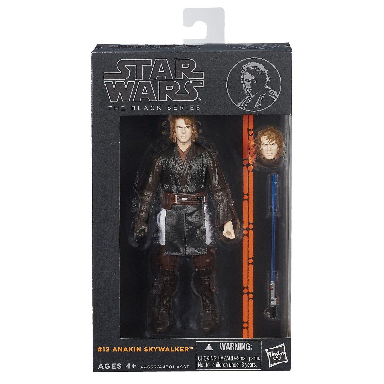 Star Wars The Black Series Anakin Skywalker Figure 6