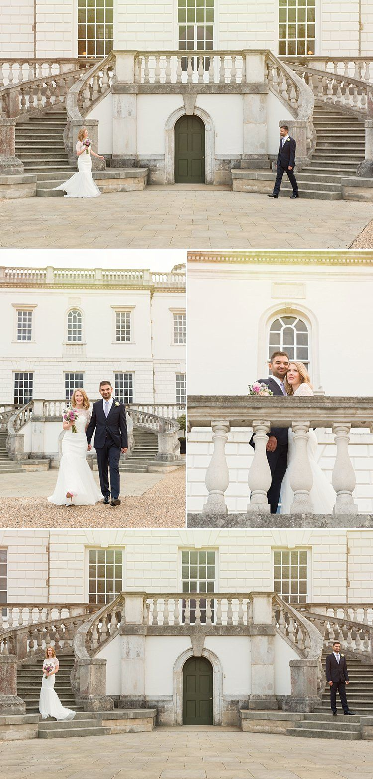 Greenwich Wedding Photographer The Queens House Vintage Natural Lily