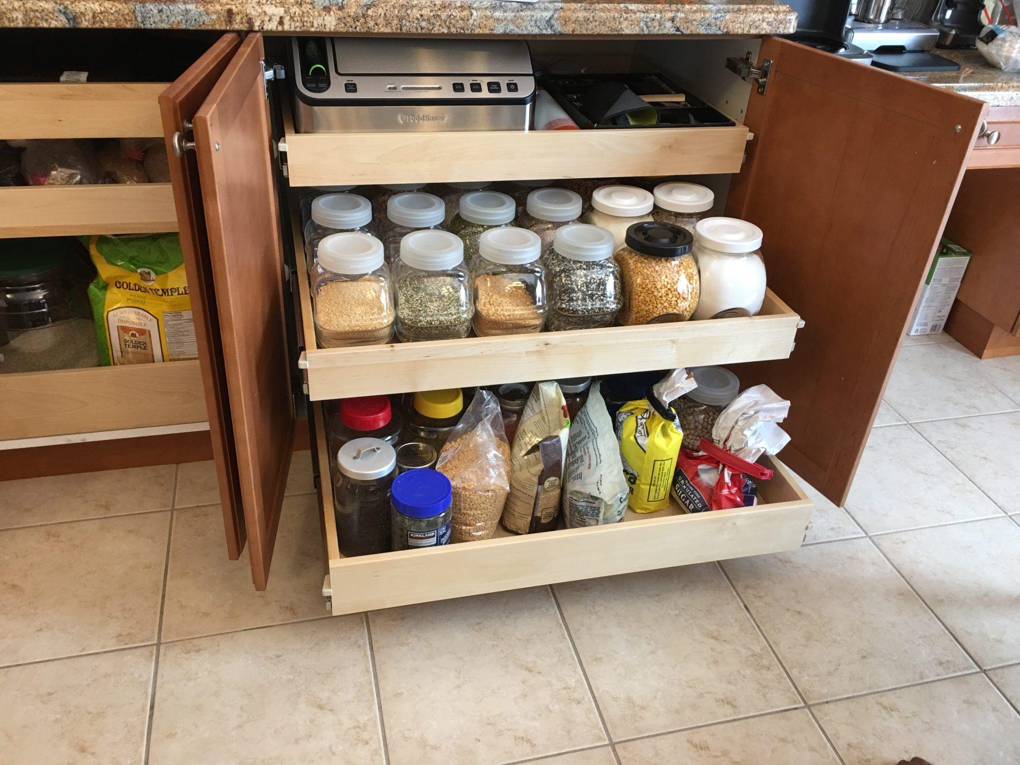 Custom Slide Out Shelving Inc.: Kitchen Pull Out Shelves ...