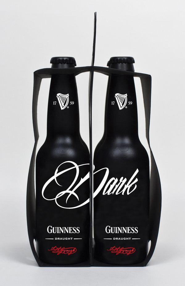 Packaging / GUINNESS Dark / beer