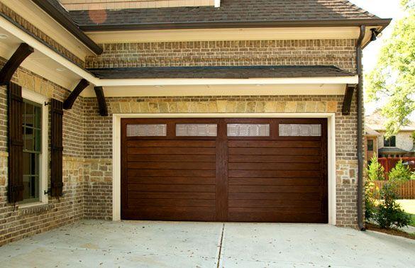 Faux Wood Garage Door Fatezzi Com Faux Wood Garage Door Wooden Garage Doors Garage Doors