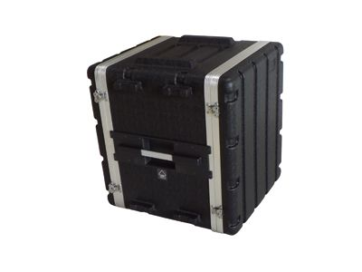12u Abs Plastic Rack Flight Case 1 Beautiful Looks 2 Light Weight 3 Butterfly Latches 4 Attachment Rails Front Back 5 Rack Mounting Com Rails Abs Latches