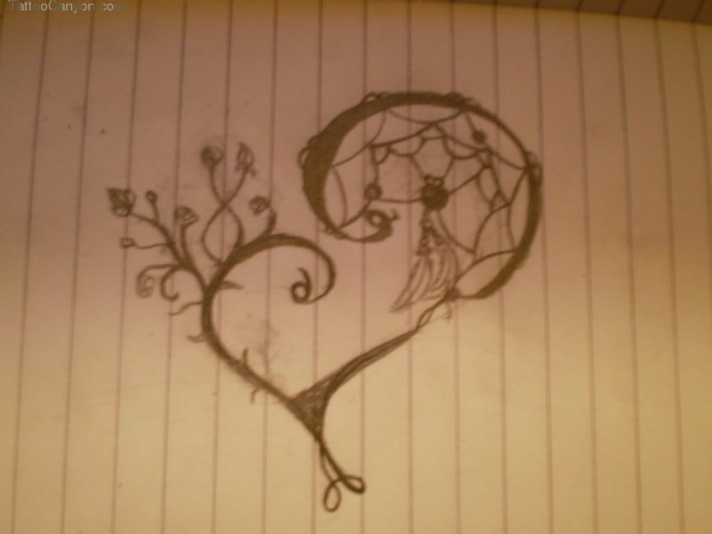 Dreamcatcher drawing tumblr dream catchers drawings small for Cool small designs to draw