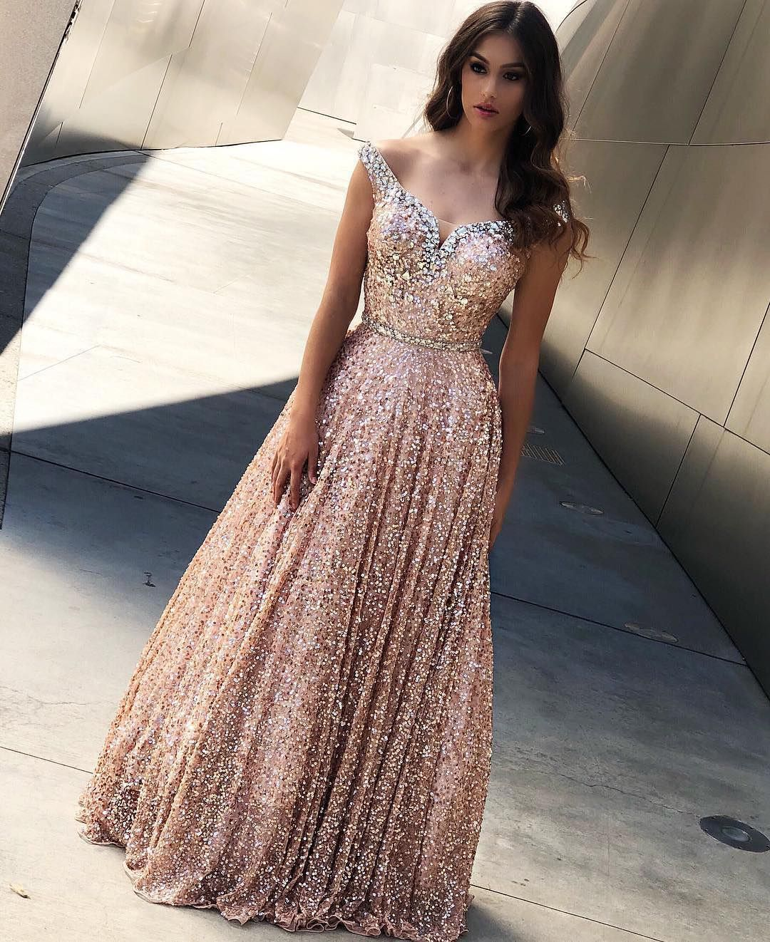 sequins dress is always gorgeous and popular. are you in
