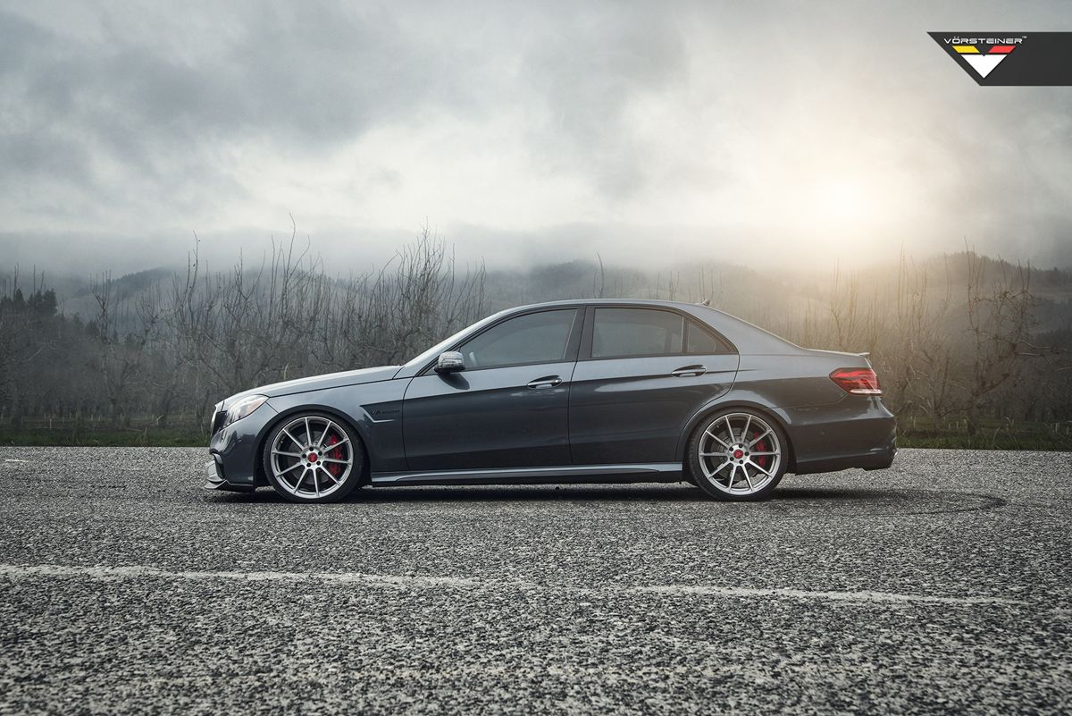 Vorsteiner Introduces their VBR E63 AMG Aero Program