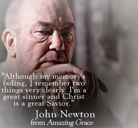 """analysis of amazing grace by john newton John newton was an anglican priest in england in 1773, when he debuted a hymn to his congregation called """"faith's review and expectation"""" the hymn opened with a powerful line: """"amazing grace."""
