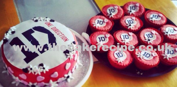 Pin By Victoria Harrison On One Direction Cakes And Cookies