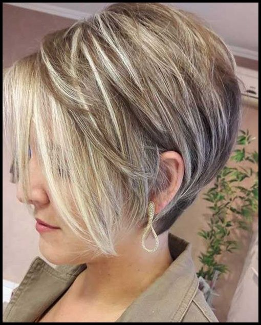 15 Bob Haarschnitte Fur Neuen Look Bob Hairstyles Pinterest Bobfrisuren2018 Pixie Haircut For Thick Hair Thick Hair Styles Hair Inspiration Short