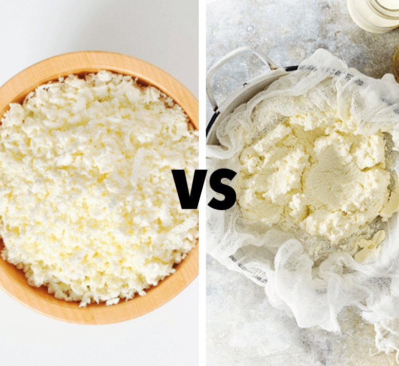 Which Is Healthier: Cottage Cheese Or Ricotta