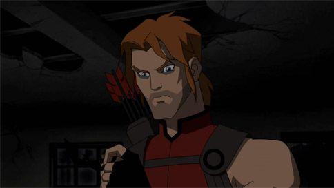 Season 2 Episode 4 Salvage: Roy Harper/Red Arrow   YJ ...