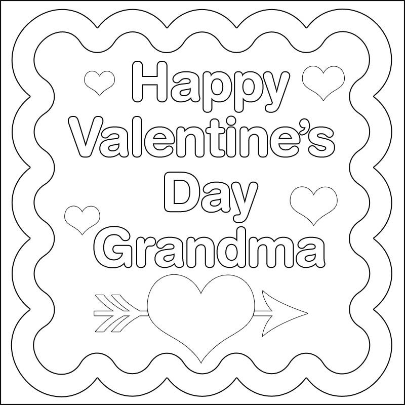 Valentine S Day Coloring Pages For Kids Valentine Coloring Pages