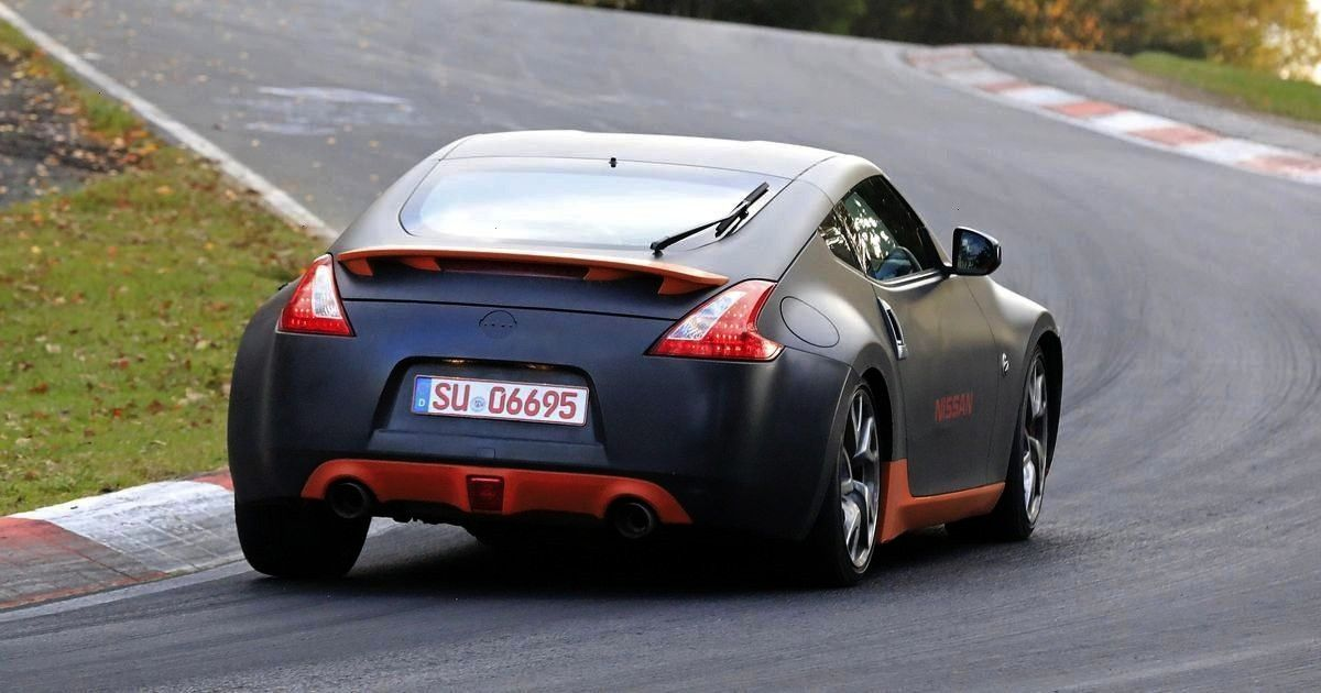 370Z Will Have Manual Gearbox And Retro Z DesignNext-Gen Nissan 370Z Will Have Manual Gearbox And R