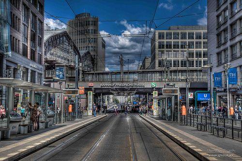 Berlin Friedrichstrasse Berlin Berlin Today Wonders Of The World