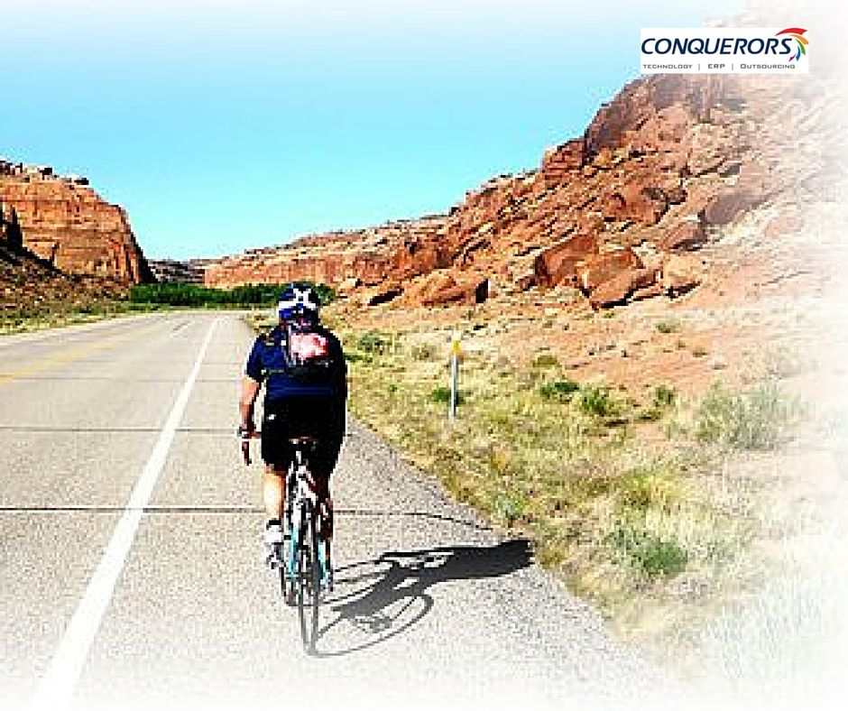 #life is like riding a #bicycle , To keep your #Balance you must keep moving . #quotes by http://www.conquerorstech.net/