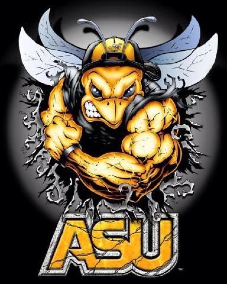 The Mighty Hornets Alabama State University Alabama State