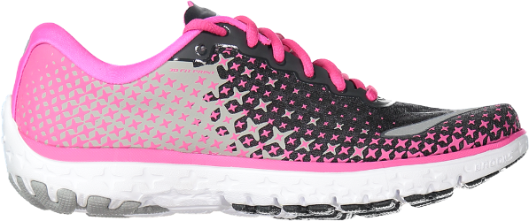 c38803a003101 Brooks Women s PureFlow 5 Road-Running Shoes Anthracite Pink Glow ...