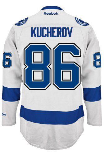 Nikita Kucherov Lightning Authentic Jersey. Nikita Kucherov Lightning  Authentic Jersey Nhl Hockey Jerseys ba45b11fe