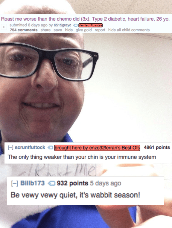 The 10 Most Savage Roasts Of The Week Funny Roasts Most Savage Roasts Roast Me Reddit
