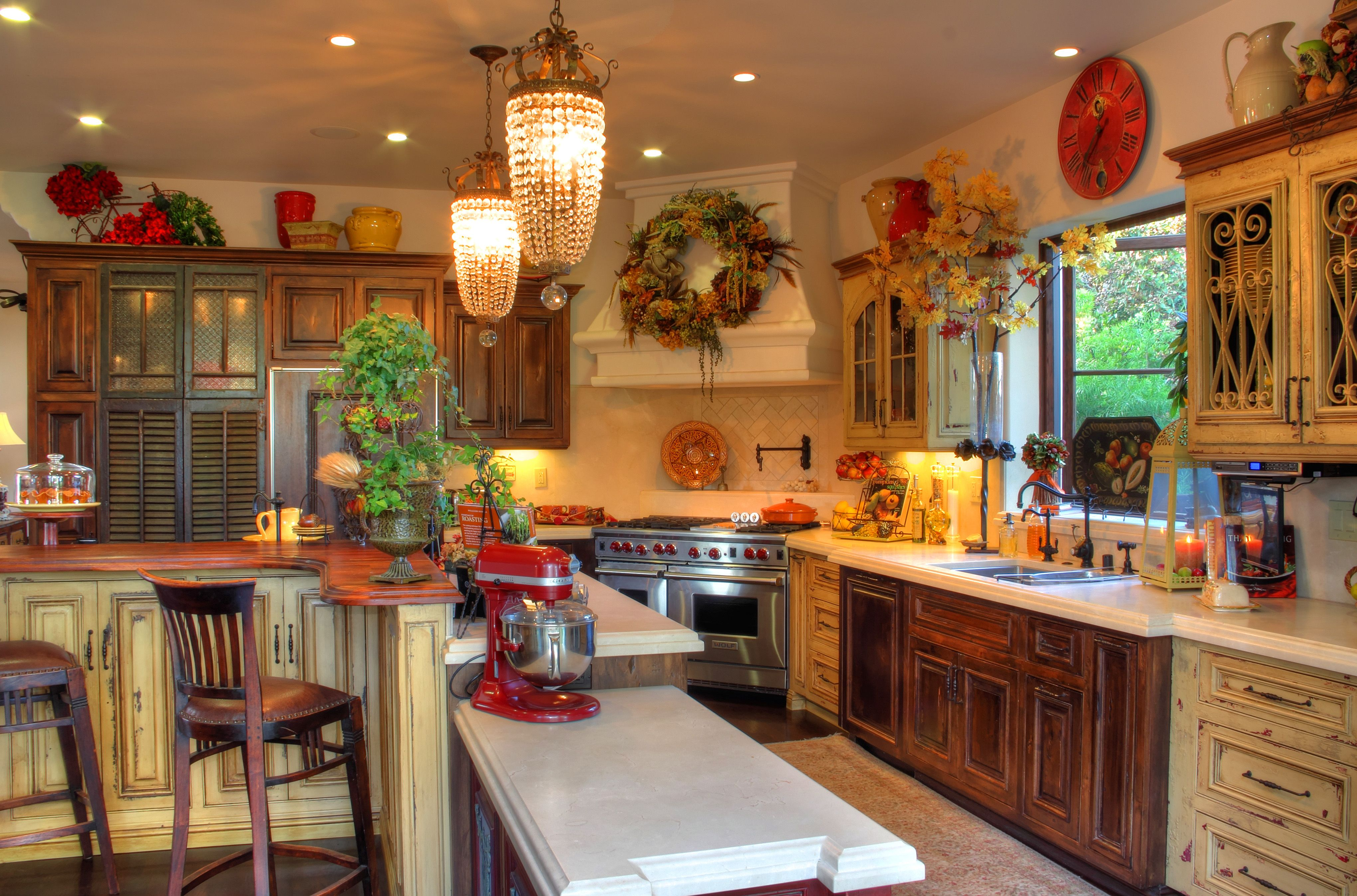 Spanish Colonial Revival Style Interior Revival Spanish