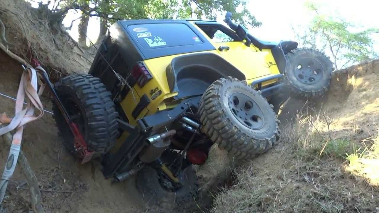 Jeep Wrangler Rubicon V6 Extreme Off Road Jeep Wrangler