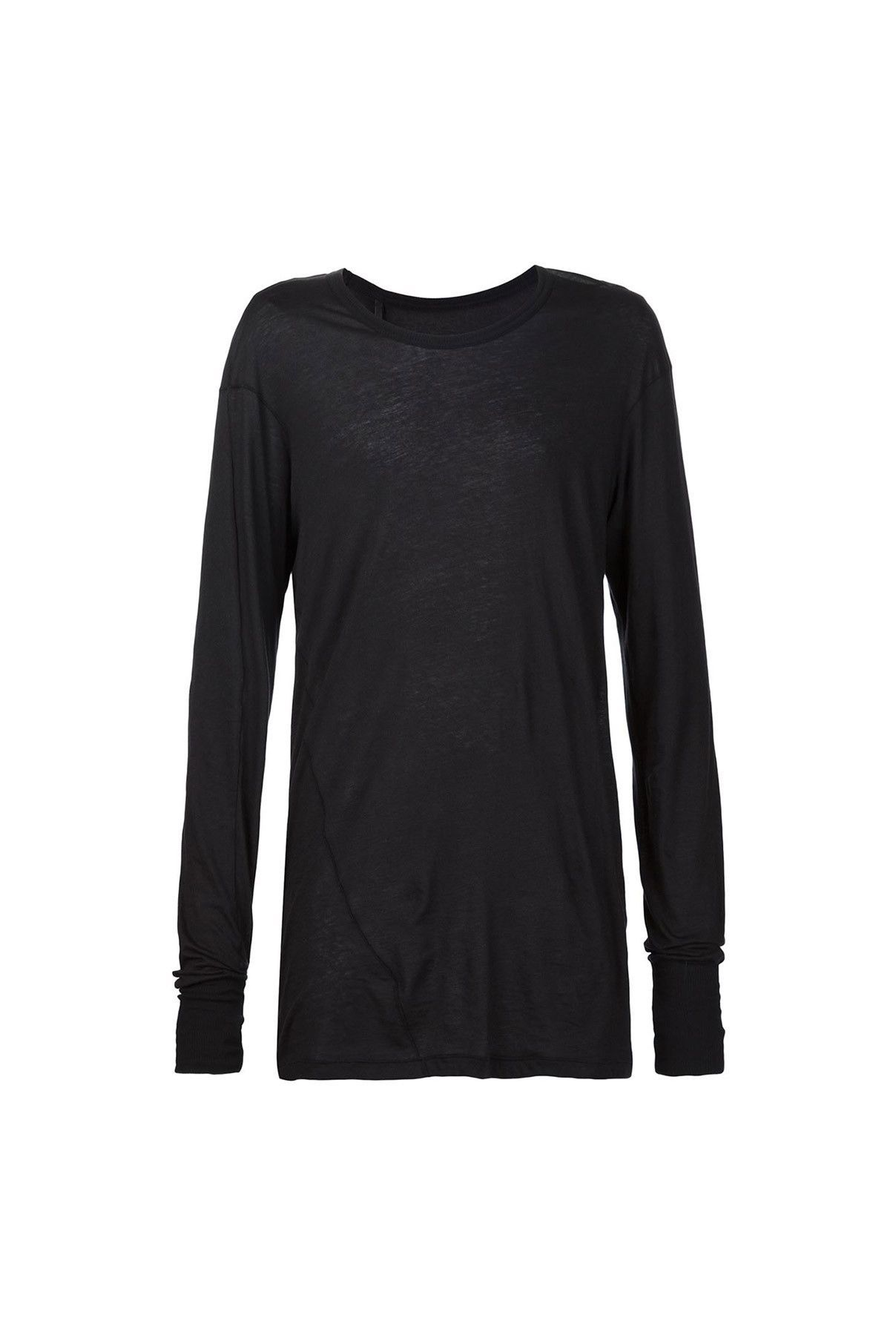 {11 By Boris Bidjan Saberi / 01 clothing / 04 knitwear / 01 t-shirt} Sheer Long Sleeve T-Shirt