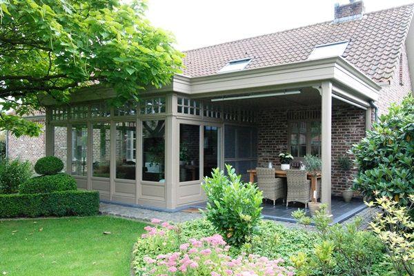 gesbo veranda conservatories serres orangerie in