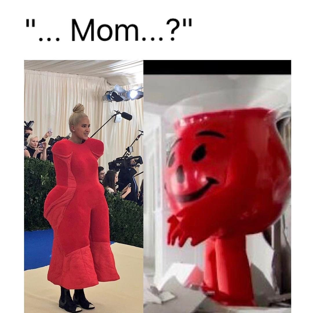 The Best Memes from the 2017 Met Gala | Most hilarious ...
