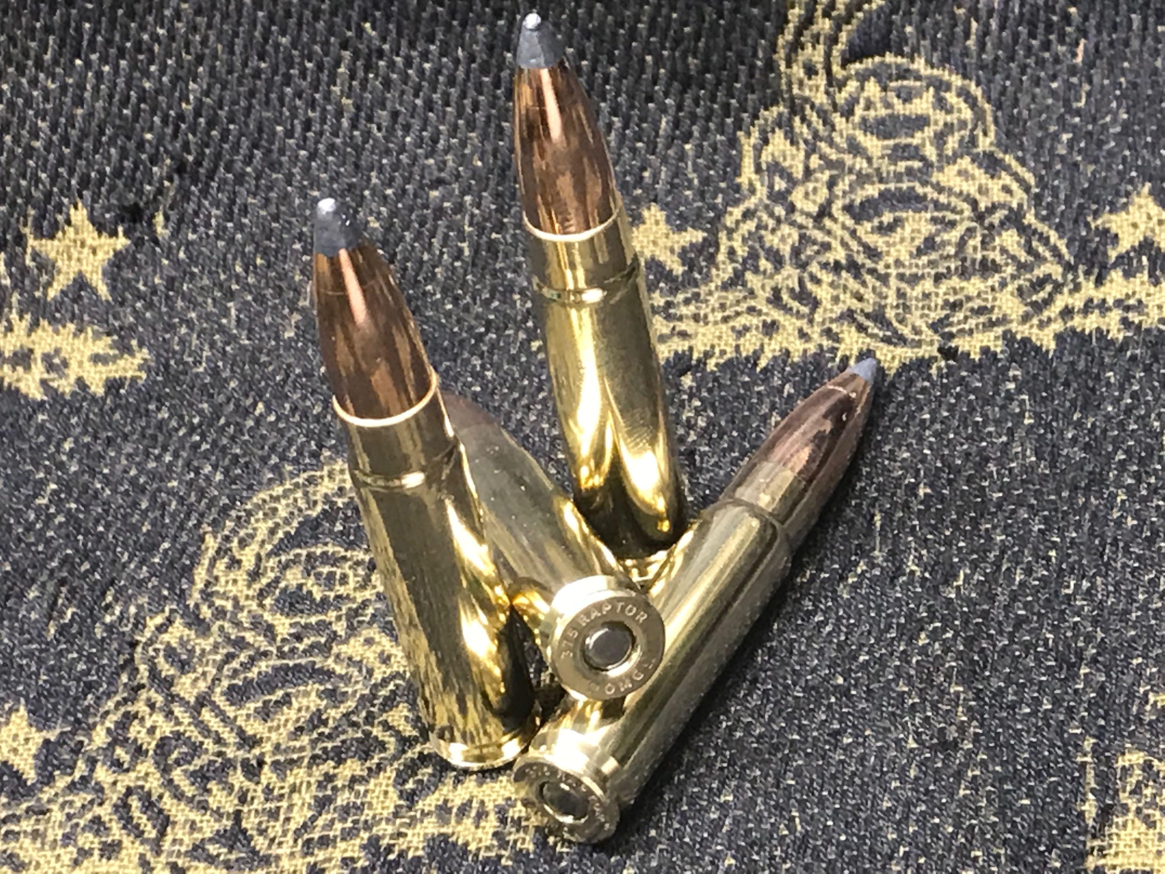 Speer 458 Bullets