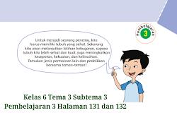 Kunci Jawaban Buku Tematik Tema 4 Kelas 6 Halaman 91 92 94 95 Koesrow Buku Berkelas Rangkaian Seri Dan Paralel