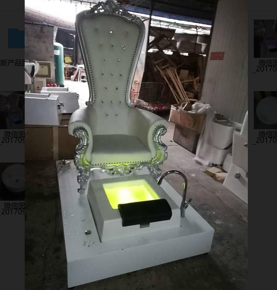 2019 Offre Speciale Luxe Blanc Chaise De Spa Pedicure Chaise Avec Pied Bol Led Https App Alibaba Com Dynami Pedicure Chairs For Sale Spa Chair Pedicure Chair