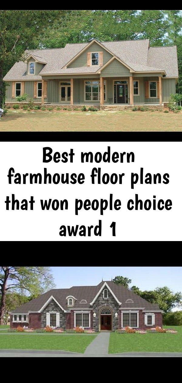House Plan 04100190 Modern Farmhouse Plan 2,201 Square