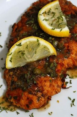 Sugar spice by celestes chicken piccata this is a food network sugar spice by celestes chicken piccata this is a food network classic from ina forumfinder Images