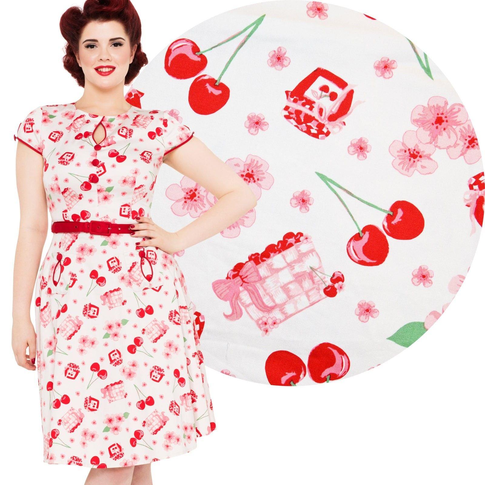 Voodoo vixen hilda cherry s dress w i s h e s pinterest