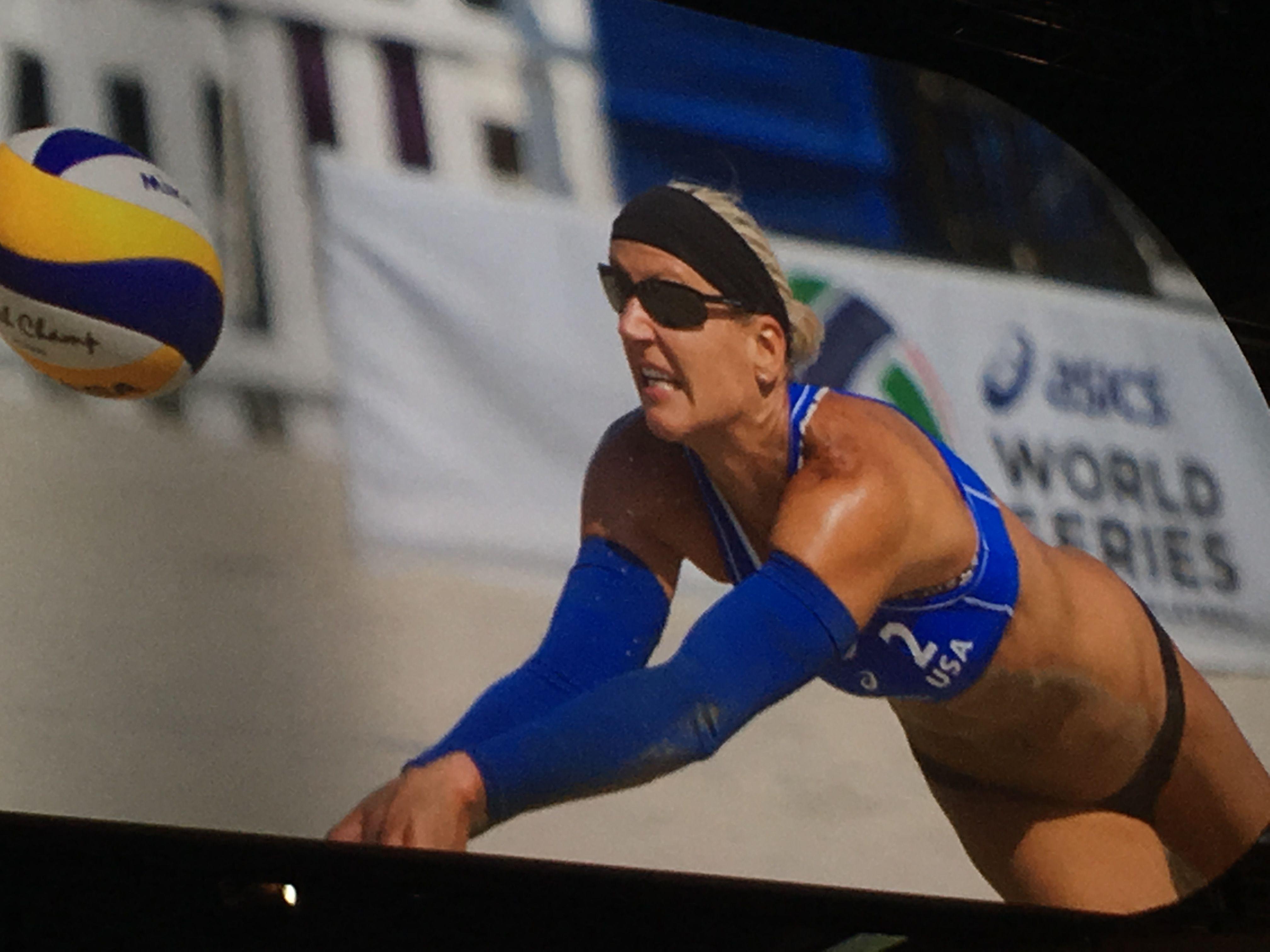 Brittney Hochevar Usa Volleyball Team Usa Volleyball Team Usa Volleyball Volleyball Team