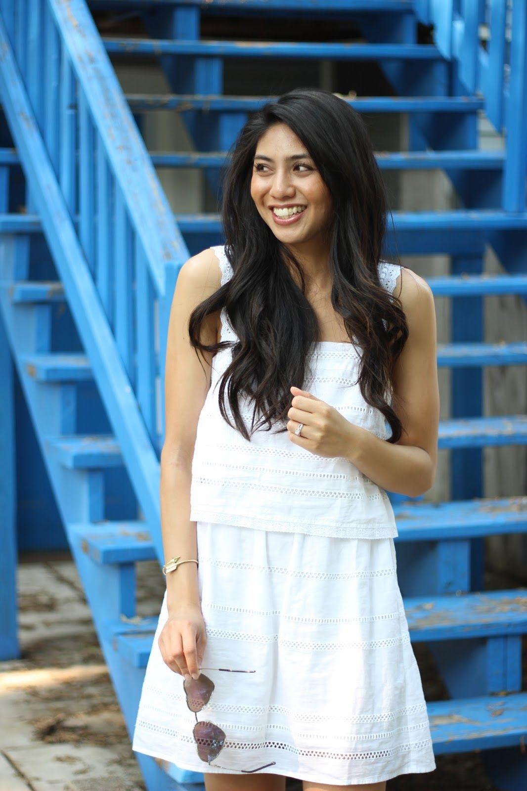 White Sundress www.rdsobsessions.com