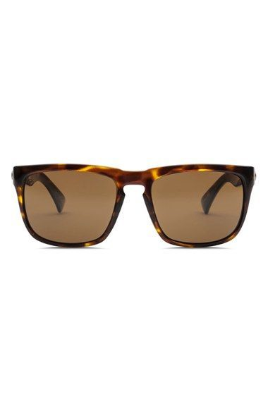 8829326d1f9 Men s ELECTRIC  Knoxville  56mm Polarized Sunglasses - Tortoiseoise Shell   Bronze