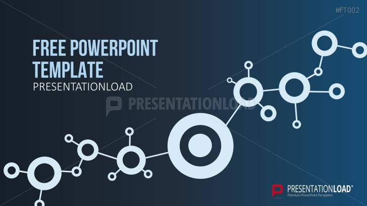 Presentationload free powerpoint template network concept presentationload free powerpoint template network concept toneelgroepblik Choice Image