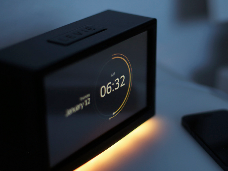 Alarm Clock Concept Design