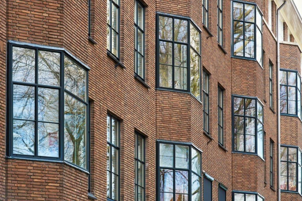 Janisol Arte ramen - Apollolaan amsterdam | How Steel might Work for ...