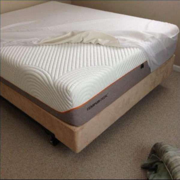Tempur Pedic Queen Size Mattress